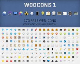 170个网站常用工具图标