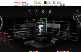 优狐 家电 3C数码 家用电器 天猫首页活动专题网页设计