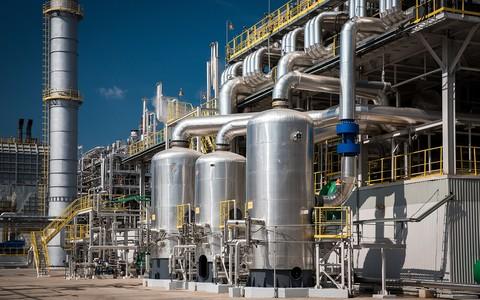 工業油氣井高清圖片