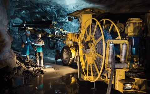 礦井采礦機械施工工程師
