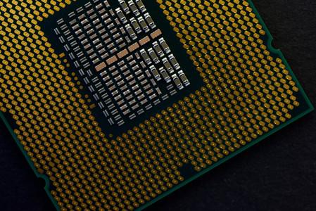 计算机芯片高清图片
