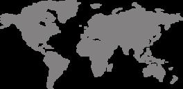 世界地图png素材